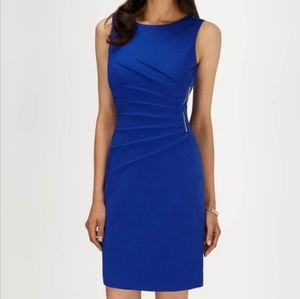 Ivanka Trump Starburst dress **IN NAVY**